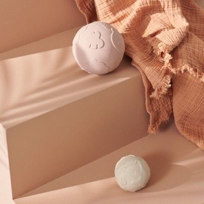 Boll, Thea baby ball 2-pack - Classic light lavender/rose mix - Liewood