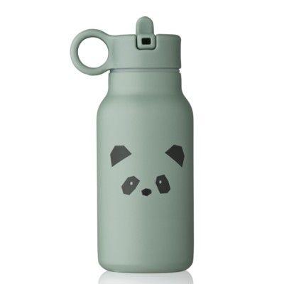 Drickflaska - Falk water bottle - Panda peppermint - 250 ml - Liewood