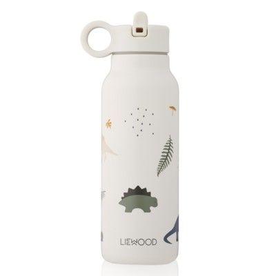 Drickflaska - Falk water bottle - Dino mix - 350 ml - Liewood