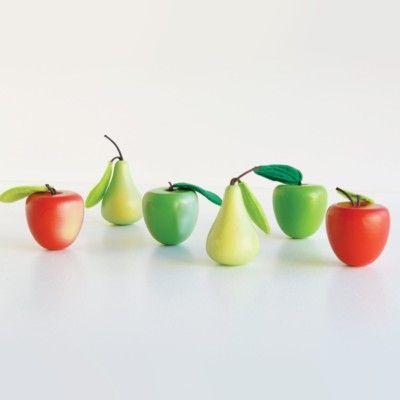 Leksaksmat - Frukt i låda - Le Toy Van