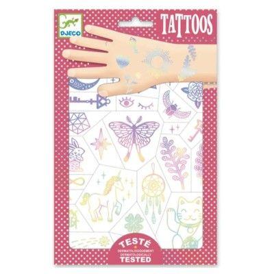 Tatueringar - Lucky Charm - Djeco