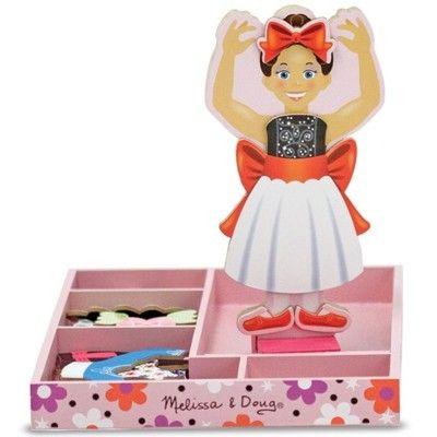 Magnetpussel - Nina Ballerina