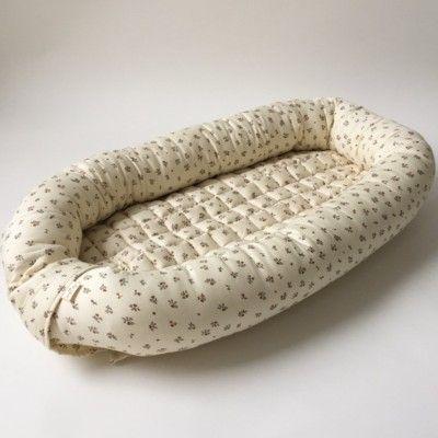 Babynest - cozy nest -  Petit Amour Rose - ekologisk från Konges sløjd