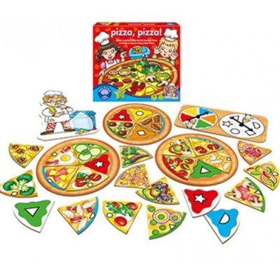 Spel - Pizza, pizza - Orchard Toys