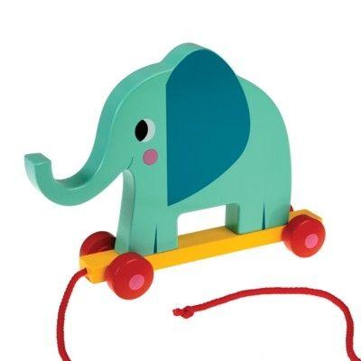 Dragleksak - Elefanten Elvis