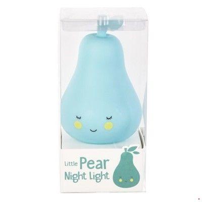 Nattlampa - päron