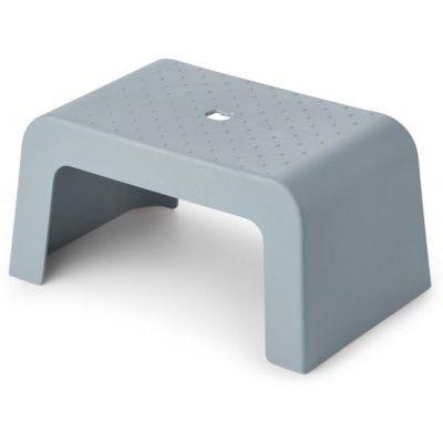 Pall - Ulla step stool - Sea blue - Liewood