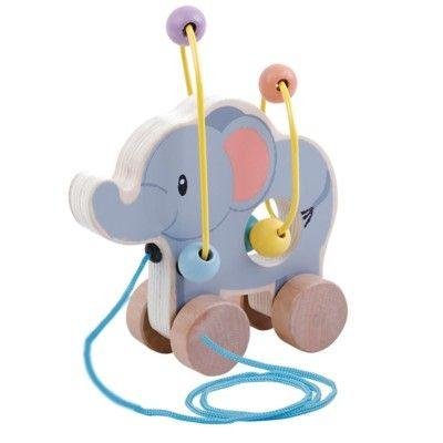 Dragleksak - Labyrint - elefant - Studio Circus